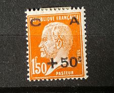 YT248 - Type Pasteur Avec Surcharge 1fr50c+50c - Neuf Charniere