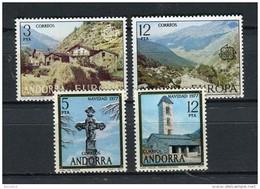 Andorra 1977.Completo ** MNH.
