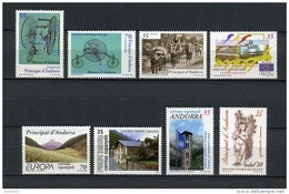 Andorra 1999. Completo ** MNH.