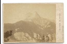 Paysage De Savoie à Localiser  Photo SOGNO Albertville10X16cm Env  - Bien Lire Descriptif - Photography