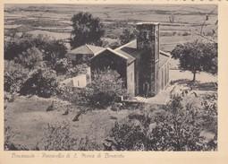 Bonarcado-parrocchia Di S.maria Di Bonacatu - Oristano