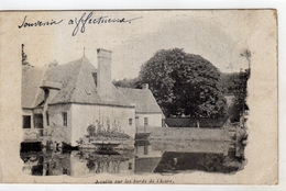 St Saint Prest Moulin Sur Les Bords De L'eure - Non Classés