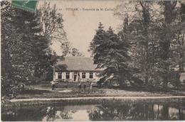 PITGAM PROPRIETE DE M CARLIER (rare) - Francia