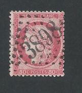 N°57 GC 3898 TAIN DROME COTE MATHIEU 2.25€ SUR BLEU