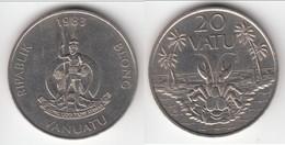 **** VANUATU - 20 VATU 1983 - CRABE **** EN ACHAT IMMEDIAT !!! - Vanuatu