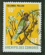COLONIES FRANCAISES - Comores - Yt N°64 Oblitéré