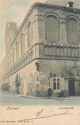 LEUVEN / UNIVERSITEIT  1903 - Leuven