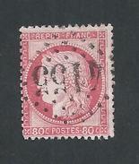 N°57 GC 4155 LA VERPILLIERE ISERE COTE MATHIEU 7.5€ SUR BLEU