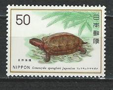 Japan Mi 1281 ** MNH Geomyda Spengleri