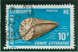 COLONIES FRANCAISES - Comores - Yt N°73 Oblitéré