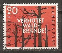 BRD 1958 // Michel 283 O