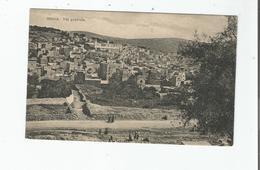 HEBRON (PALESTINE CISJORDANIE) 22  VUE GENERALE