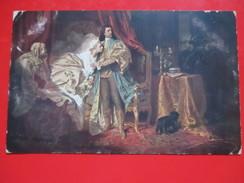 H1-Postcard-Capture Of Francis II. Rakoczi In  Castle - Historia