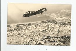 AVION MILITAIRE BEAU PLAN CARTE PHOTO - Avions