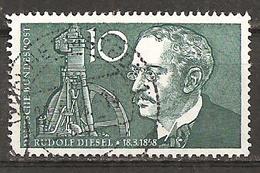 BRD 1958 // Michel 284 O