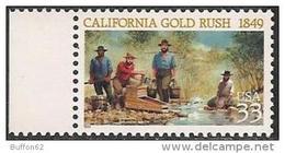 USA / Etats-Unis (1999) - 150e Anniversaire Ruée Vers L'or En Californie / 150th Anniversary Gold Rush In California. - Otros