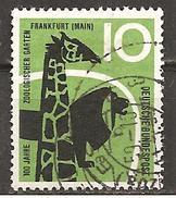 BRD 1958 // Michel 288 O