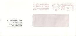 België Belgique 1975 Zeebrugge / Kooksfabriek Fours à Coke