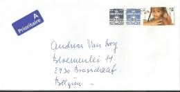 Danmark 2003 Sydjyllands Postcenter >> Brasschaat B