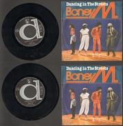 BoneyM - Dancing In The Streets-motherless Child - Disco, Pop