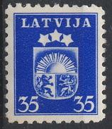 Latvia / 1940 / Mi.: 289 / Wm.: 5Z / MNH