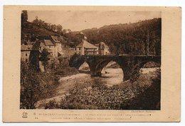 12 - Aveyron / St LAURENT D'OLT -- Le Pont Sur Le Lot. - France