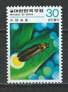 Korea Süd Mi 1183 ** MNH Pyrocoelia Rufa