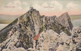 Gibraltar The Signal Station - Gibraltar