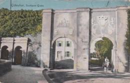 Gibraltar The Southport Gates 1918 - Gibraltar