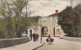Gibraltar The Southport Gates - Gibraltar