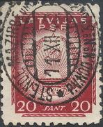 Latvia / Latvijas PSR / 1940 / Mi.: 298 / Perf.: 10 / Used