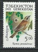 Usbekistan Mi 11 ** MNH Remiz Pendulinus