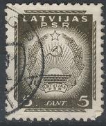 Latvia / Latvijas PSR / 1940 / Mi.: 295 / Perf.: 10½ / Used