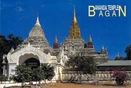 ASIE (Birmanie) MYANMAR  Ananda Temple BAGAN *PRIX FIXE - Myanmar (Burma)
