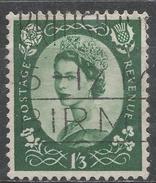 Great Britain 1956. Scott #332 (U) Queen Elizabeth II * - 1952-.... (Elizabeth II)