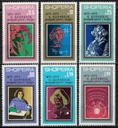 Albania 1973 _ The 500th Anniversary Of The Birth Of Nicolaus Copernicus - Full Set MNH** - Albania