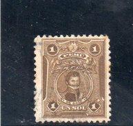 PEROU 1925-6 O - Peru