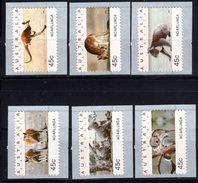 Australien Australia  Atm Frama Cps Vignettes Vending Labels  Sonder   Noarlunga 1997 ** Mint