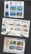 Kanada ** Block 4-6 Postpreis 4,58 CAD Katalog 16,80