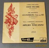 45T CAMILLE SAINT SAENS / EMIL WALDTEUFEL - Classical