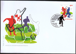 Croatia 2012 / Football European Championship / Sport / FDC