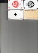 Jeu De 54 Cartes. SOCIETE GENERALE. Bridge, Poker, Canasta. - 54 Cartes