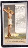Devotie Devotion Doodsprentje Priester Victor Hallaert - Knesselare 1873 - Eyne 1904 - Décès