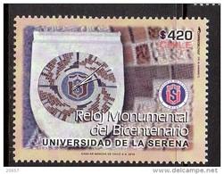 Chili Chile 1966  Horloge