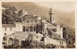 Locarno, Basilica Santuario, Madonna Del Sasso  (pk33921) - Non Classés