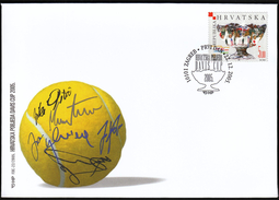 Croatia 2005 / Tennis Davis Cup / Sport / FDC