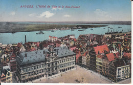 Anvers - L'Hôtel De Ville Et Le Bas-Escaut - Antwerpen