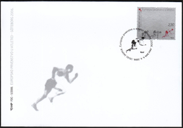 Croatia 2006 / Athletics European Championship / Sport / FDC