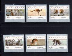 Australien Australia  Atm Frama Cps Vignettes Vending Labels  Sonder   Congess 1997 ** Mint