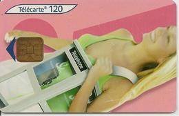 TC-PUBLIC°-120U-F1343 J-ORG1-05/05-CABINE FEMME MODE 5-42000Ex--UTILISE-TBE- - France